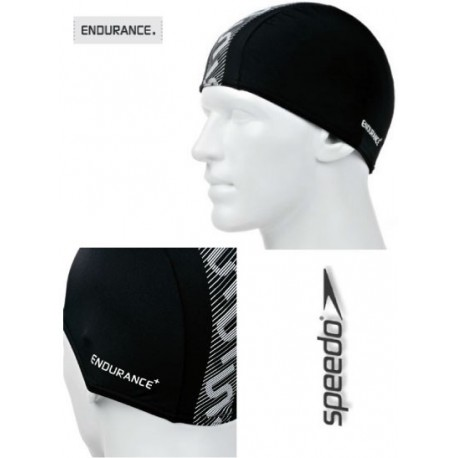 Monogram Endurance+ Cap Speedo