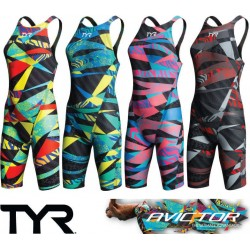 Avictor Prelude Open Back Swimsuit TYR