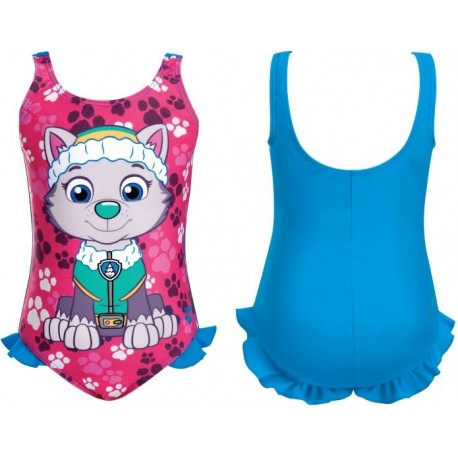 KG Paw Patrol One Piece Arena - Fresia_Rose,Turquoise