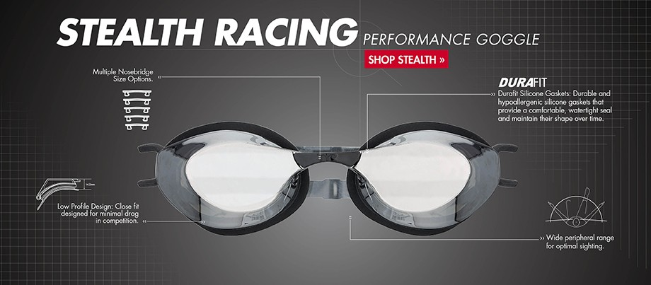 occhialini stealth racing mirrored tyr banner