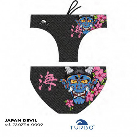 Costume uomo Turbo Japan Devil 2019