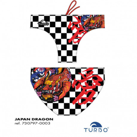 Costume uomo Turbo Japan DRAGON 2019