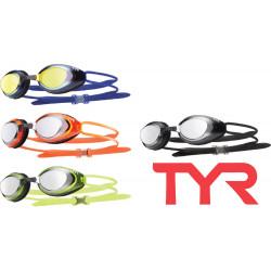 Tyr Black Hawk Racing Polarized swim goggles