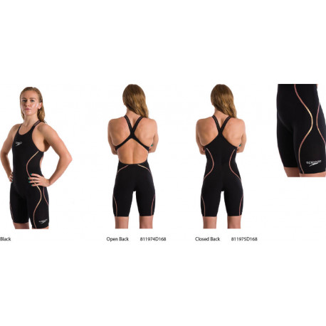 Fastskin LZR Intent OB/CB Speedo - black