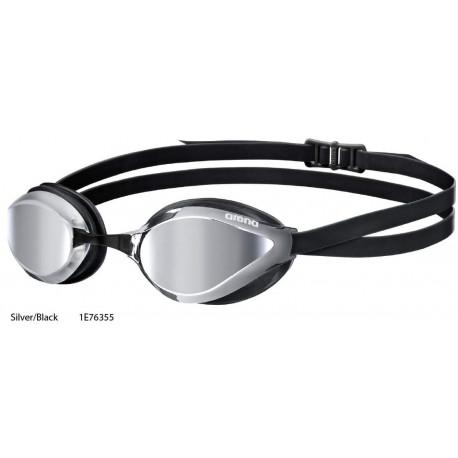Silver/Black - Arena Python Mirror