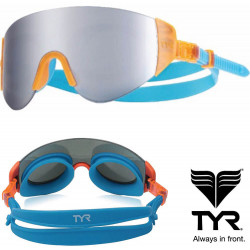 SwimShades Renegade Mirrored Goggles Tyr