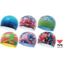Pineapple Punch - Tyr Silicone Cap - 2019 Collection