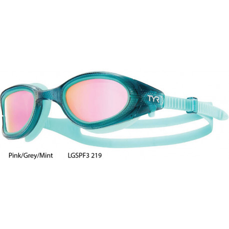 Pink/Grey/Mint - Occhialini Special OPS 3.0 Femme Tyr
