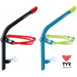 Boccaglio Snorkel Frontale Nuoto TYR