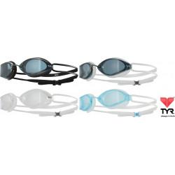 Smoke/Black - Tyr Tracer-X Racing goggles