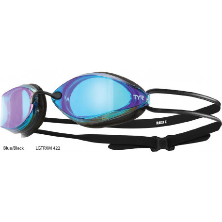 Blue/Black - Tracer-X Racing Mirrored Tyr