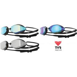 Occhialini nuoto Tyr Mirror Tracer-X Racing