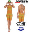 Powerskin Carbon AIR 2 ARENA Lime Orange FBSLOB/FBSLCB (Donna)