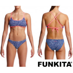 Funkita Huntsman Cross Back Two Piece