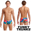 Costume parigamba ragazzo Colour Burst Funky Trunks