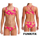Funkita Bar Bar Criss Cross Two Piece