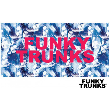 Funky Trunks Head First Towels