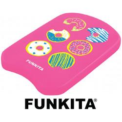 Lato A e lato B della tavoletta Dunking Donuts Funkita
