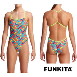 Costume FUNKITA Panel Pop Twisted