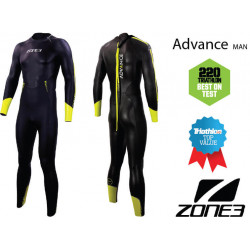Muta Triathlon Zone3 Advance Uomo