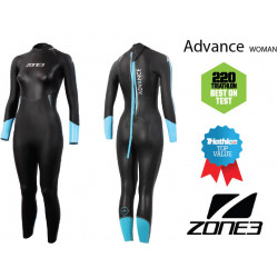 Muta Triathlon Zone3 Advance Donna