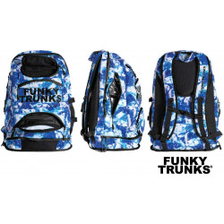 Zaino per piscina Funky Trunks Elite Squad