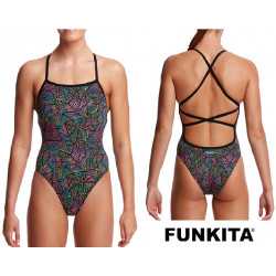 Costume intero donna Funkita Poison Pop