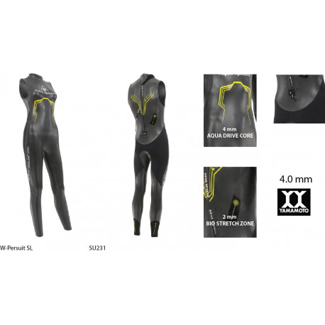 Aqua Sphere women's wetsuit W-Persuit