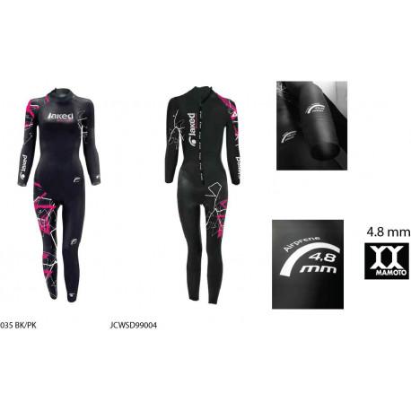 JAKED Shocker men's wetsuit for triathlon and open water swim