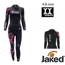 JAKED Shocker men's wetsuit for triathlon and open water swim