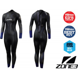 Muta Triathlon Donna Zone3 Aspire