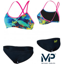 Front Top - Fusion 2 piece Woman MP - Michael Phleps