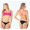 Turquoise Multi/Black - PLAY Top bikini Arena - 2019 collection