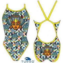 Costume donna Turbo Revolution Maya 2019