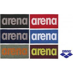 Navy/Grey - Arena Gym Soft Towel