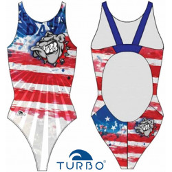 Costume Turbo Donna Americans 2019