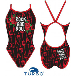 Costume Turbo donna Revolution Rock Rock 2019