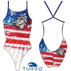 4ff700e56166 Costume intero donna Turbo Pro-Racer Americans 2019