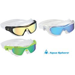 Occhialini nuoto acque libere triathlon Vista PRO Aqua Sphere