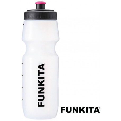 White Crystal borraccia Funkita