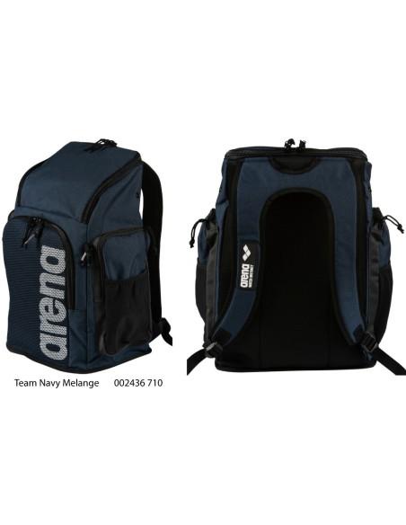 Team Navy Melange - Arena Team 45L Backpack