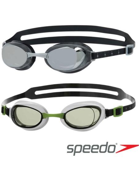 Speedo Aquapure Mirror IQfit Goggles
