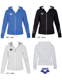 Arena Hooded Woman Jacket - Team Collection