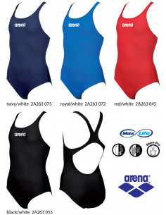Solid Swim Pro Girl - Team Collection Arena