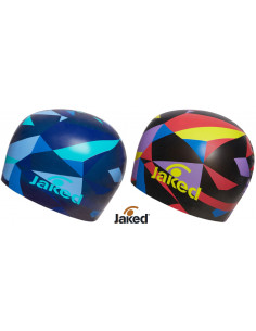 Jaked Diamonds Swim Cap