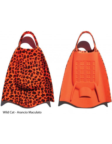 Arancione Maculato - Pinne Elite II Fins DMC