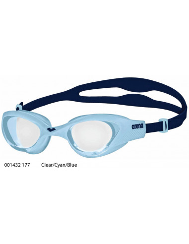 Clear/Cyan/Blue - The One Junior Arena