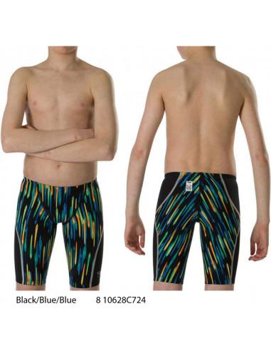 Black/Blue/Blue - Fastskin LZR Junior Jammer Speedo