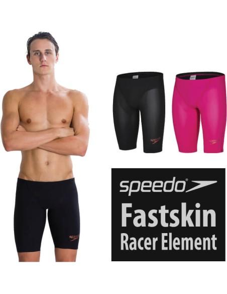 Fastskin LZR Racer Element Jammer Speedo - costume da gara uomo
