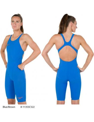 Speedo Fastskin LZR Racer Element Openback - Women's Racing Swimsuits
